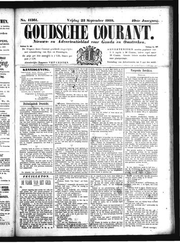 Goudsche Courant 1910-09-23