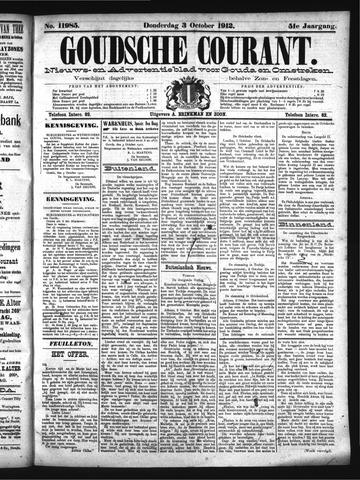 Goudsche Courant 1912-10-03