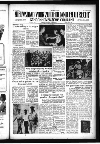 Schoonhovensche Courant 1956-05-14