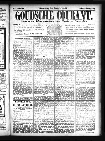 Goudsche Courant 1908-01-29