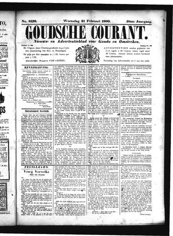 Goudsche Courant 1900-02-21