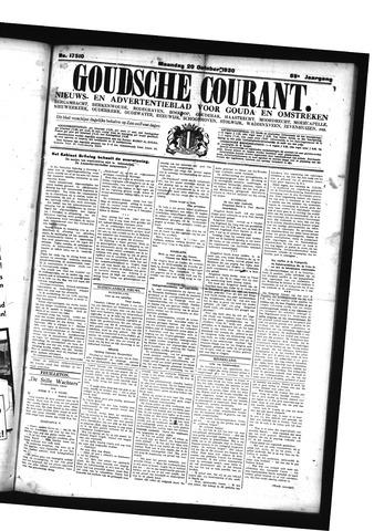 Goudsche Courant 1930-10-20