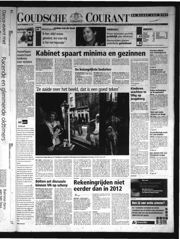 Goudsche Courant 2005-08-25