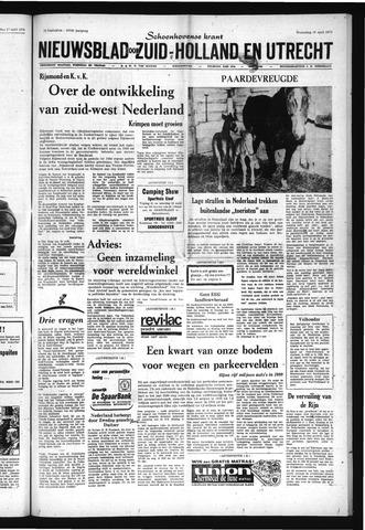 Schoonhovensche Courant 1972-04-19