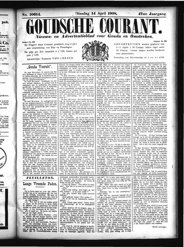 Goudsche Courant 1908-04-14