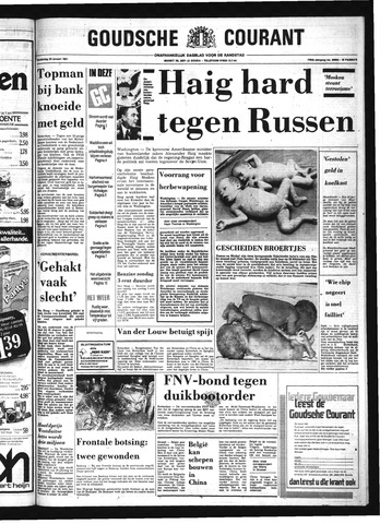 Goudsche Courant 1981-01-29