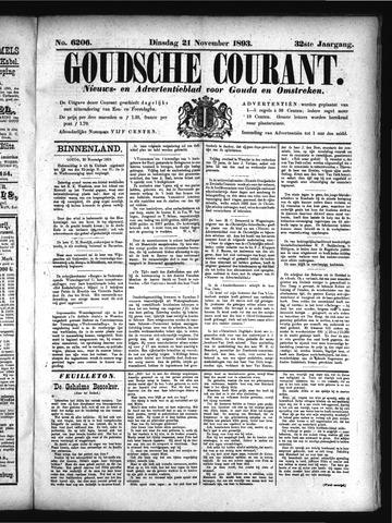 Goudsche Courant 1893-11-21