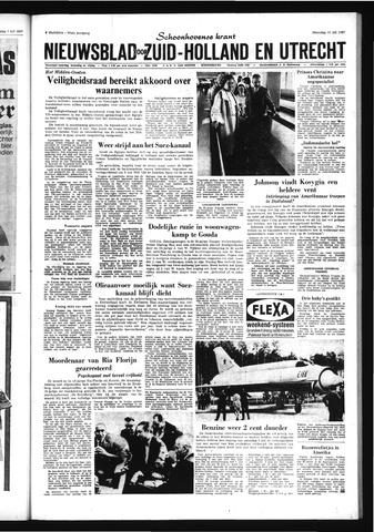 Schoonhovensche Courant 1967-07-10