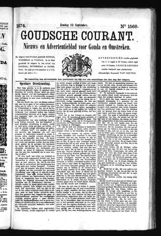 Goudsche Courant 1874-09-13