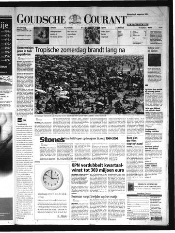 Goudsche Courant 2004-08-09