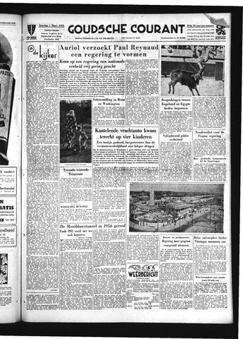 Goudsche Courant 1952-03-01