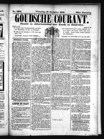 Goudsche Courant 1900-12-19