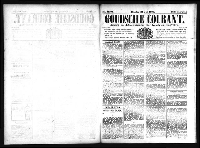 Goudsche Courant 1909-07-27