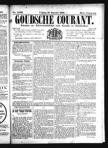 Goudsche Courant 1910-01-21