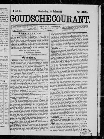 Goudsche Courant 1866-02-08