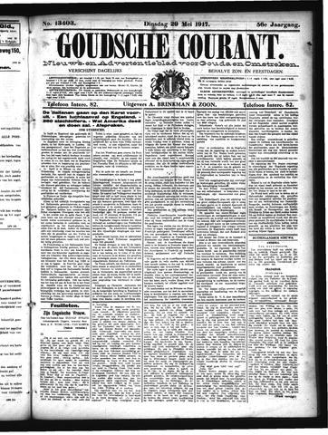 Goudsche Courant 1917-05-29