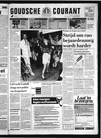 Goudsche Courant 1989-09-05