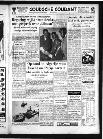 Goudsche Courant 1960-01-27