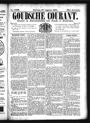 Goudsche Courant 1910-08-27