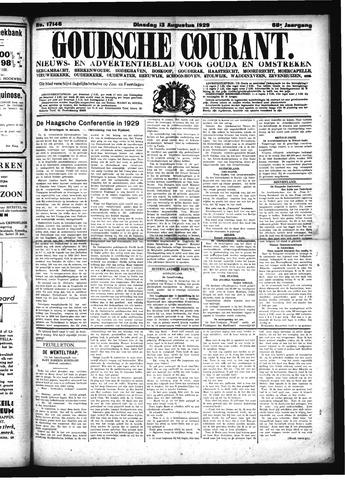 Goudsche Courant 1929-08-13