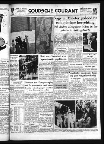 Goudsche Courant 1958-06-17