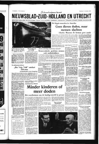 Schoonhovensche Courant 1969-12-15