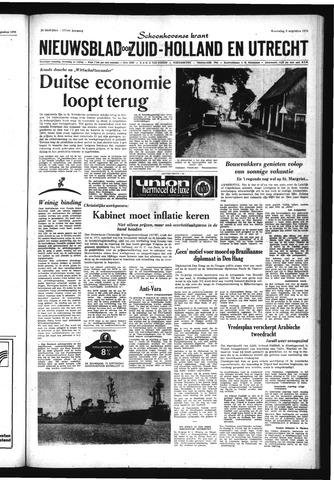 Schoonhovensche Courant 1970-08-05
