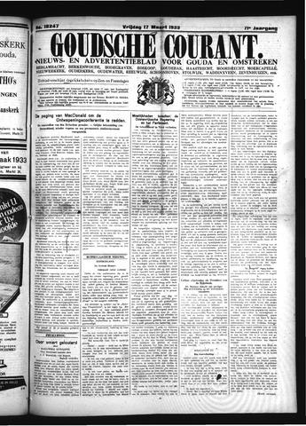 Goudsche Courant 1933-03-17
