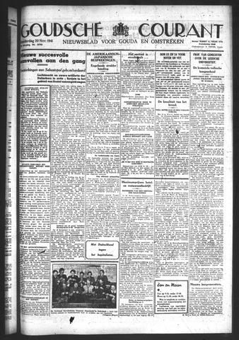 Goudsche Courant 1941-11-20