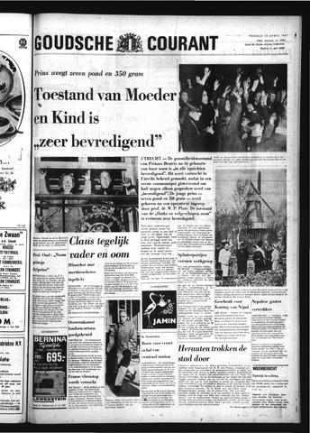 Goudsche Courant 1967-04-28
