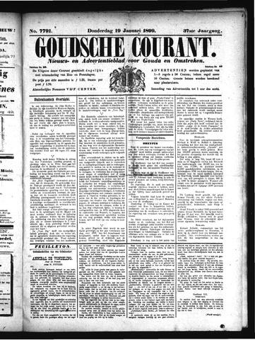 Goudsche Courant 1899-01-19
