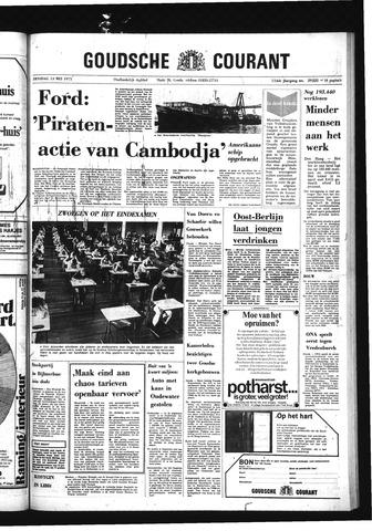 Goudsche Courant 1975-05-13