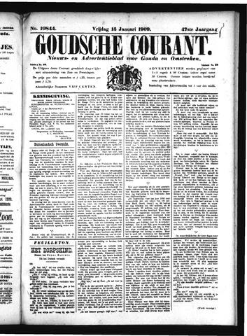 Goudsche Courant 1909-01-15