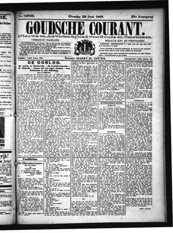 Goudsche Courant 1918-06-25