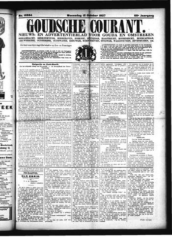 Goudsche Courant 1927-10-12