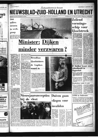 Schoonhovensche Courant 1975-01-06