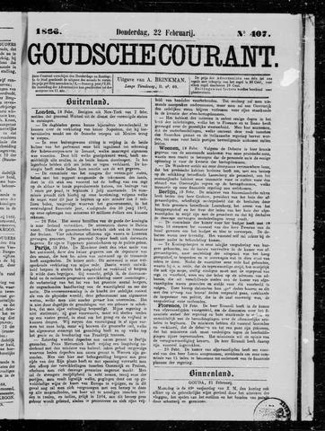 Goudsche Courant 1866-02-22