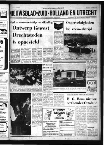 Schoonhovensche Courant 1974-06-14