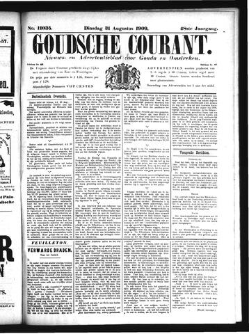 Goudsche Courant 1909-08-31