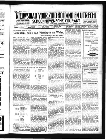 Schoonhovensche Courant 1939-05-26