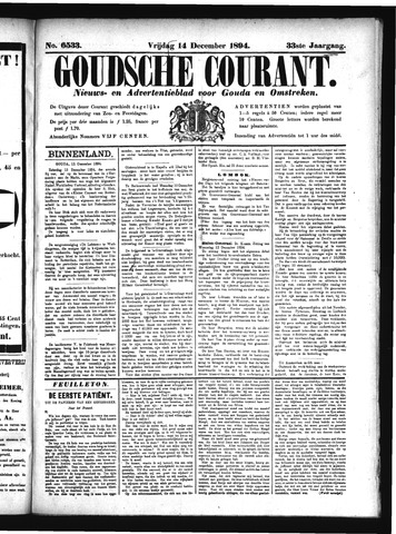 Goudsche Courant 1894-12-14
