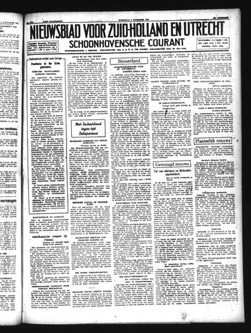 Schoonhovensche Courant 1941-11-05