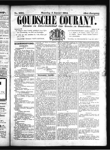 Goudsche Courant 1904-01-04