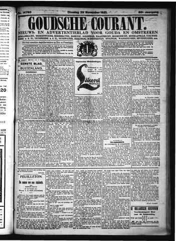 Goudsche Courant 1921-11-29