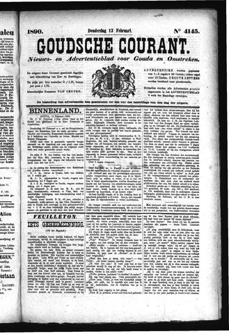Goudsche Courant 1890-02-13