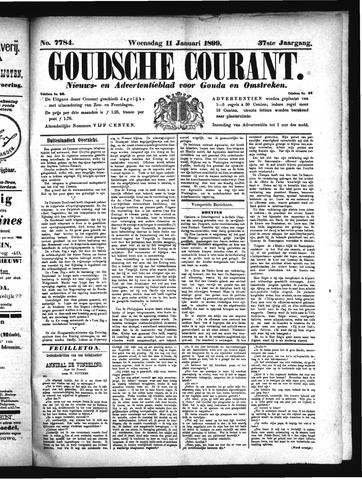 Goudsche Courant 1899-01-11
