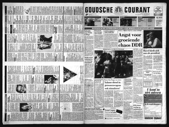 Goudsche Courant 1989-12-08