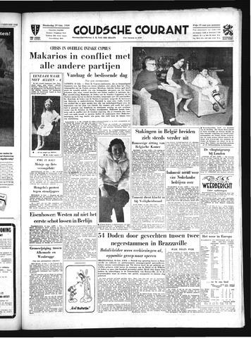 Goudsche Courant 1959-02-19