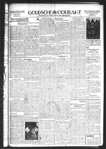 Goudsche Courant 1944-03-29