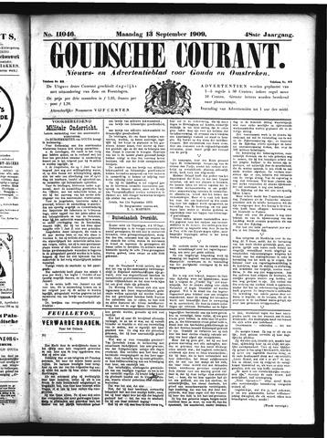 Goudsche Courant 1909-09-13